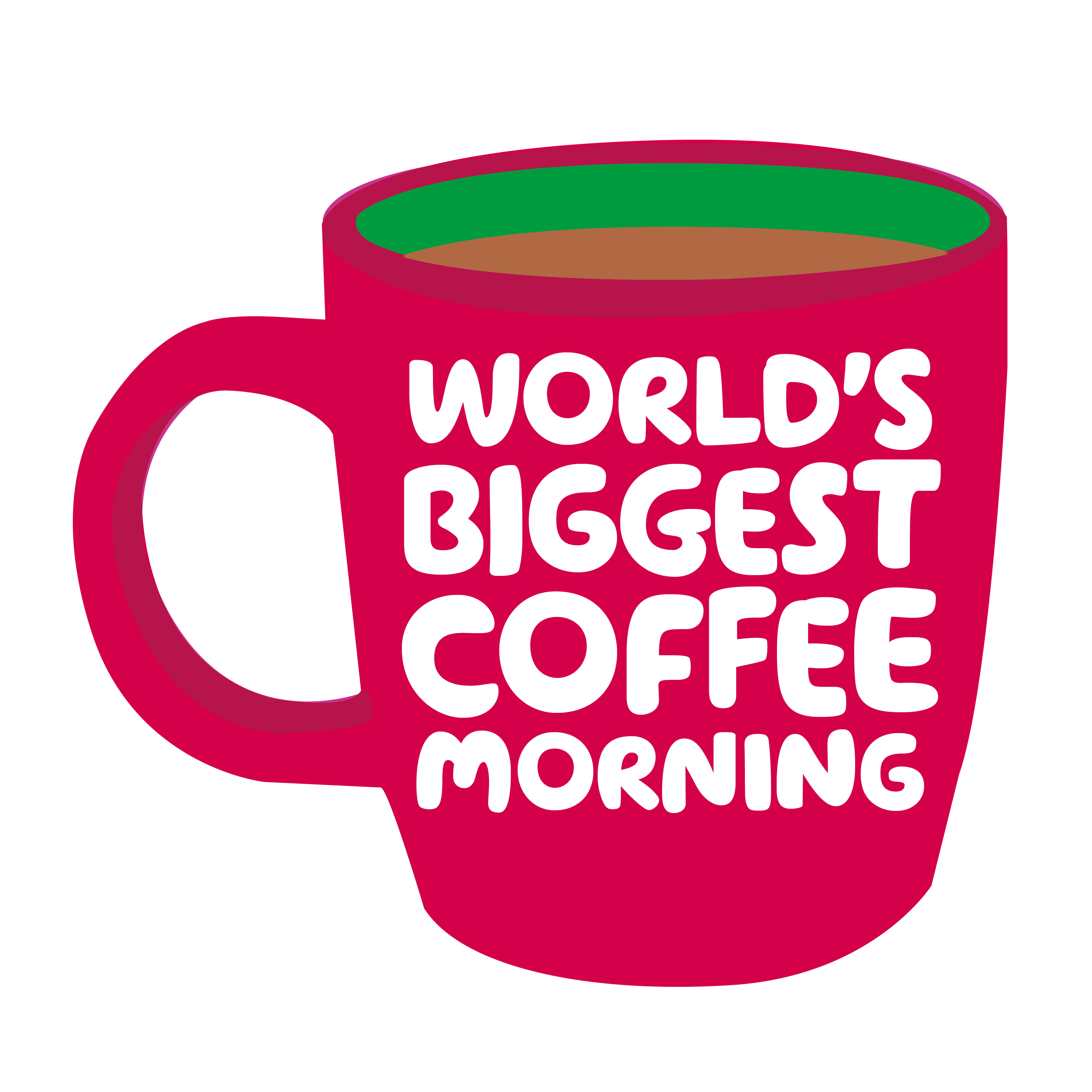 Image result for macmillan coffee morning poster